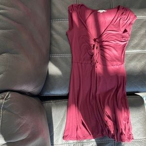 American Eagle maroon soft & sexy dress size M